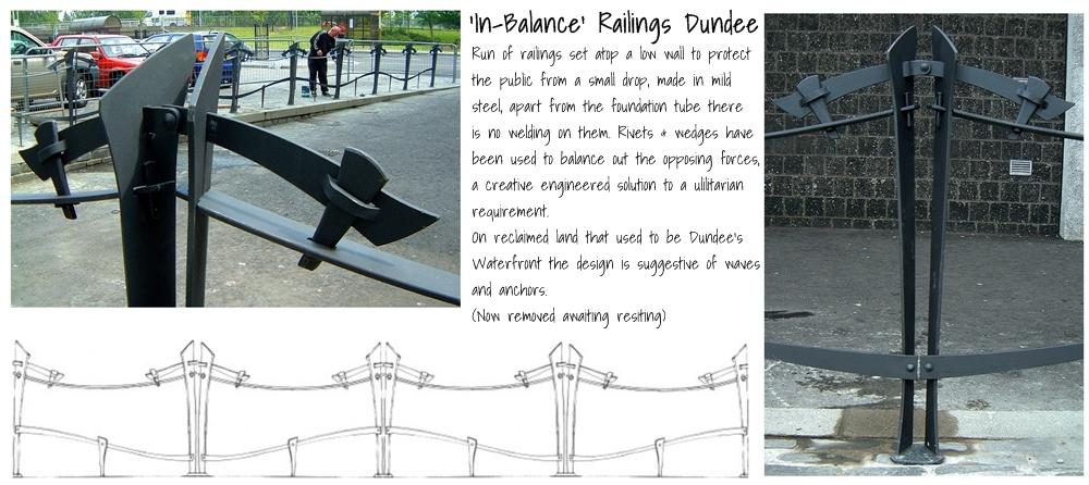 In Balance Railings