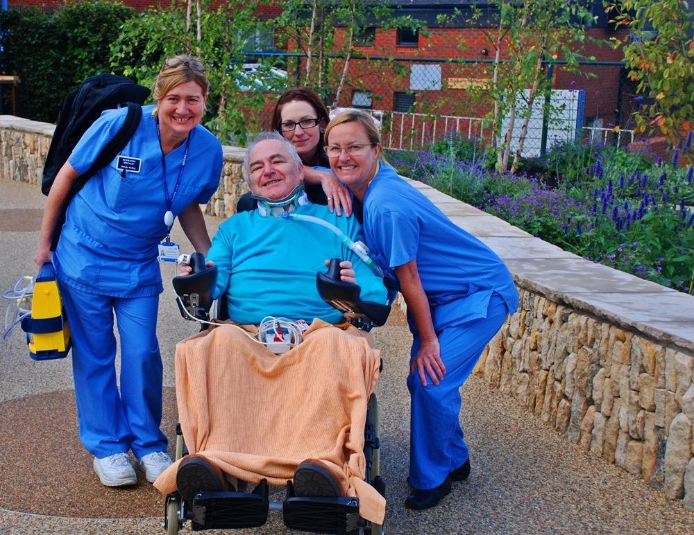 Horatio Nurses & patient