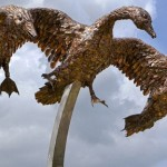 Work: 'Return' - Kinross Gateway Project 2011