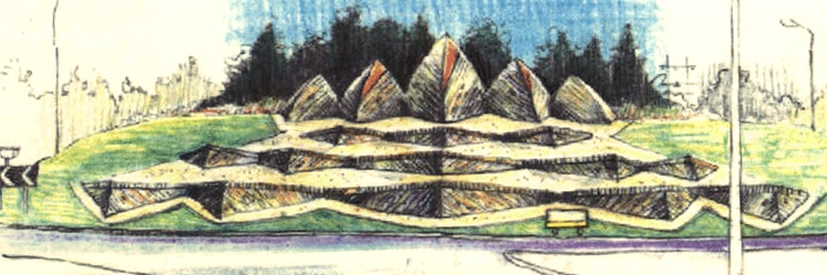 Livingston Dyke Swarm sketch