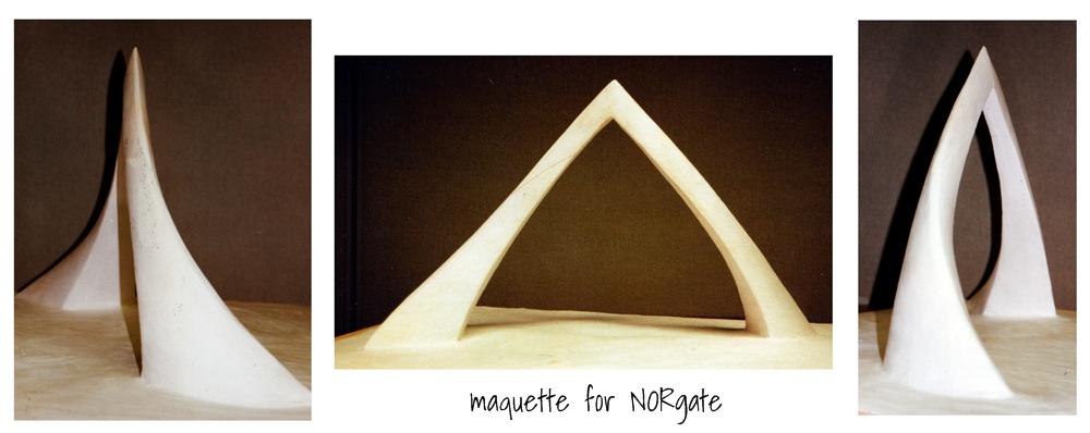 Livingston NORgate maquette