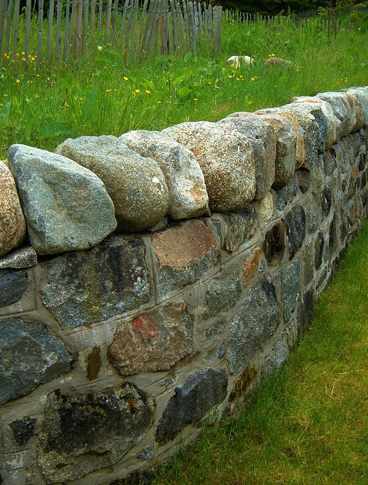 Corrour Walls