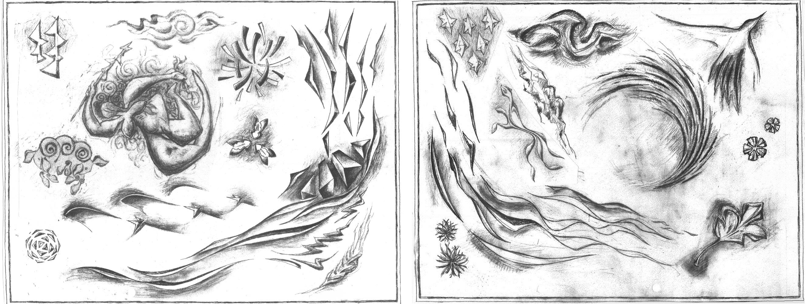 PFG final sketches