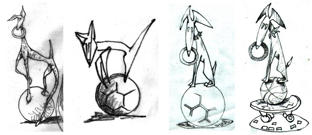 Sketer development sketch 2