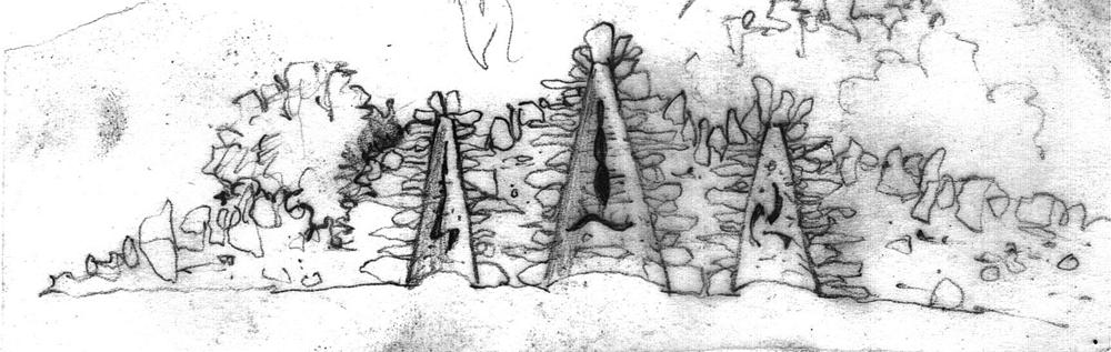 Rouken Glen sketch view